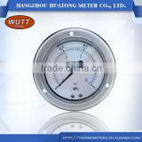 High performance wutt oil marine thermometer sillicon oil-filled pressure digital Sf6 Gas Servicing Meter