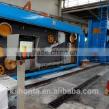 Copper Rod Breakdown drawing machine cable tray making machine
