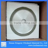 low price high quality Ceramic bond grinding disc for sharpening tungsten steel
