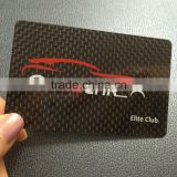 3K Nice prited Carbon fiber business card