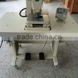 Computerized Eyelet Button Hole Sewing Machine / BROTHER RH-9820 Electronic Eyelet Button Holing Machine Type