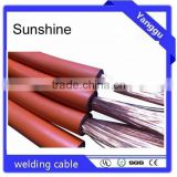 welding cable double insulated polychloroprene rubber BS 638-4