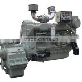 HF POWER 284CS 6 cytlinder 400hp marine diesel engine