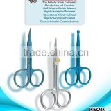 Manicure Scissors, nail scissors, Salon scissors, Baby Nail Scissors, Beauty Care Scissors