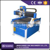 6040 mini metal cnc router machine , advertising cnc milling machine with small working table
