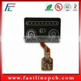 Polyimide flex PCB board for wireless remote control vibration alarm