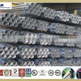 "Korean Galvanized pipe/ tube 1/2"" to 8"" to ASTM A53, BS 1387 & various standards or welded pipe, mild pipe, galvanized pipe"