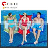 inflatable water chairs Water Hammock Swimming Pool Float float chair