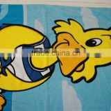 100% Cotton Printed Wholesale Beach Towels