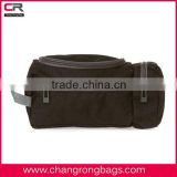 High Quality Durable 600D outer Tripper toilet Kit Bag /cosmetic pouch /Journey wash bag with multi-pocket