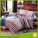 100% cotton material patchwork quilt , printed down comforter , silk bedding