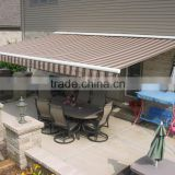 Factory Price Motorized Telescopic Awning with Remote Control/Electric Awning/Folding Arm Awning
