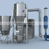 2014 Most Popular/Many types / PLC Control/ Ss316/Ss304/dust-free production/ DPL Mutifunctional Fluidized Bed Reactor