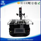 Best soldering and welding machine dinghua DH-b1 three heating for bga rework station chips repairing mobile phones