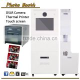 2016 Hiti 525L Printer Roll Photo Paper and Ribbon 4x6 inches Mini Photo Booth Vending Machine For Sale
