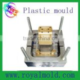 Garbage can/rubbish bins/ash-bin/trash can/plastic dustbin Mold ,plastic injection mould making