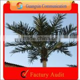 15m outdoor palm tree light landscape light up plant cheap artificial trees with light China made in
