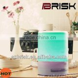 HomeGardenWorld 300ml Aroma Diffuser Ultrasonic Humidifier LED Color Changing Lamp Light Lonizer