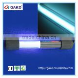 GAKO clear quartz tube uv light for glue glass