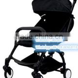 Mini BabyTrolley 2016 new style baby stroller folable stroller with pushchair for over six month baby
