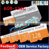 Original Brand Micro 128GB Class 10 Speed Sd Memory Card 8GB 16G 32G 64G 128G Mobile TF Card For HTC,Huawei,DVR Wholesale Price