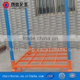Economical and customized flat steel rack pallet storaging use dismantaling tire racking pallet