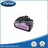 waterproof plastic black 14 pin female connector 15326856 for automotive application ,electrical equipment