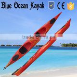 Blue Ocean kayak/professional sea kayak/double sea kayak made in China/cheap boat/cheap canoe/sit in kayak