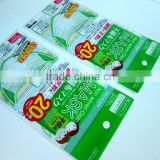 Self adhesive cellophane bags wholesale with custom printing