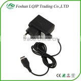 EU AC Home Wall Power Supply Charger Adapter Cable for Nintendo DS for NDS for GBA SP ac power adapter