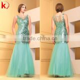 Mature Women Formal Dress Evening Dress Guangzhou Chinese Wedding Dress Mother Of The Bride