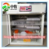 ZM-378 duck egg incubator Small Automatic Temperature Humidity Control manufacture price