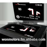 Automotive HUD,head up display, navigator, google map supports, android mobile bluetooth