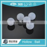 1 inch PP clear plastic roll on ball container