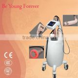 Skin Care RF Cavitation Vacuum Rf Cavitation Machine Rolling Slimming Machine With Touch Screen