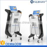adjustable double needle fractional rf microneedle machine