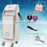 Digital breast beauty equipment breast pump enlarge with vacuum pump twin cup and infrared ray detection