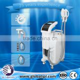 Armpit / Back Hair Removal IPL+YAG+E Light+ RF Beauty Salon Ipl Equipment With Competitive Price Painless