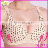 2014 New Soft Maternity Feeding Cotton Nursing Breastfeeding Bras Bra Cup 75-95C