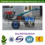 Chean new made mini rotavator for sale! 2wd walking tractor and 4wd mini tractors with rotary tiller for sale!