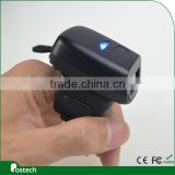Newest FS03S Professional multi-language mini barcode scanner With Rugged ring design