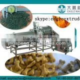 Hot selling poultry feed floating fish feed pellet manufacturing machine/animal feed production line