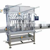 pulp juice filling and capping machine