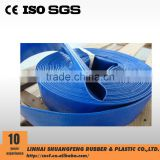 "3"" Blue Heavy Duty Synthetic Rubber Covered Fire Hose"