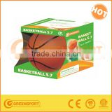 GSBBLG Basketball sports ball display box packing