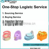 Baby Closestool Products One Stop Logistic Service on Canton Fair