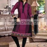 Cotton Kurti designs for women