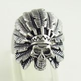 Stainless Steel Harley Davidsion Ring Personalized For Men