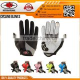 2018 Hotsale Windproof Touch screen bicycle glove cycling gloves