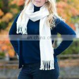 wholesale women silk and cashmere scarf
